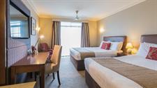 DH Rotorua - Deluxe Twin Hotel Room RL7 Distinction Rotorua Hotel & Conference Centre