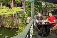 DH Rotorua - Pavilion Al Fresco Dining RL71 Distinction Rotorua Hotel & Conference Centre