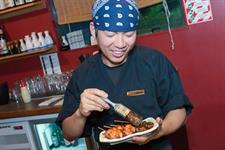 DH Rotorua - Mr Yakitori Chef RL77 Distinction Rotorua Hotel & Conference Centre
