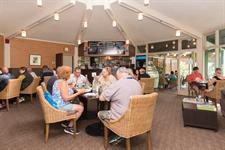 DH Rotorua - Pavilion Dining RL76 Distinction Rotorua Hotel & Conference Centre