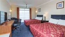 DH Rotorua - Superior Hotel Room RL51 Distinction Rotorua Hotel & Conference Centre