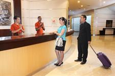 Hotel Lobby Swiss-Belhotel Merauke