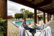 DH Te Anau - Poolside Dining MD1134 Distinction Te Anau Hotel & Villas