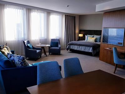 DH Christchurch - Superior Junior Suite Distinction Christchurch Hotel