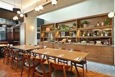 Restaurant Swiss-Belinn Wahid Hasyim