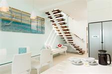 stairs - Beachfront Villas Crystal Blue Lagoon Villas