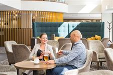 DH Christchurch Couple Enjoying Drink RL212