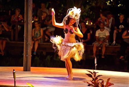 Dancer Te Vara Nui Village