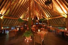 Bora Bora Dining - Tahiti Pearl Beach Resort  - Restaurant Ambrosia Bora Bora Pearl Beach