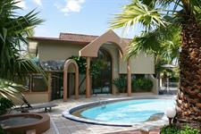 DH Coachman Swimming Pool Distinction Coachman Hotel Palmerston North