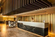 DH Rotorua - Reception Distinction Rotorua Hotel & Conference Centre