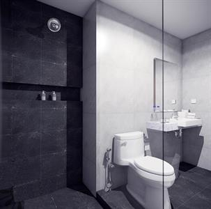 Premier Deluxe Bathroom Swiss-Belinn Bogor