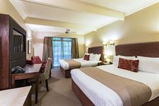 DH Rotorua - Superior Hotel Room RL1-2019 Distinction Rotorua Hotel & Conference Centre