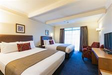 DH Rotorua - Standard Hotel Room RL1-2019 Distinction Rotorua Hotel & Conference Centre