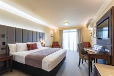 DH Rotorua - Deluxe King Room RL1-2019 Distinction Rotorua Hotel & Conference Centre