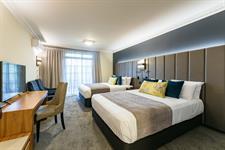 DH Rotorua - Deluxe Twin Room RL8-2019 Distinction Rotorua Hotel & Conference Centre