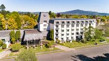 DH Rotorua - Exterior Aerial RL1-2019 Distinction Rotorua Hotel & Conference Centre