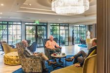 DH Rotorua - Lobby RL7-2019 Distinction Rotorua Hotel & Conference Centre