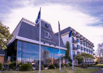 DH Rotorua - Exterior 2019 SL11 Distinction Rotorua Hotel & Conference Centre