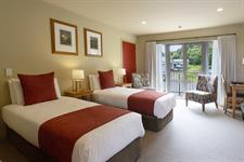 DH Fox Glacier - Twin Room RM8178 Distinction Fox Glacier Te Weheka Hotel
