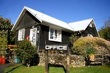 Wellington's Kiwi Holiday Park Front Office Wellington's Kiwi Holiday Park