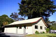 Communal Kitchen & Bathroom Amenities Wellington's Kiwi Holiday Park