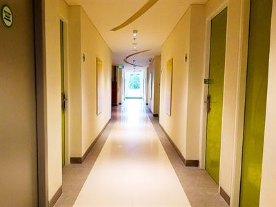 Room Corridor Zest Parang Raja Solo