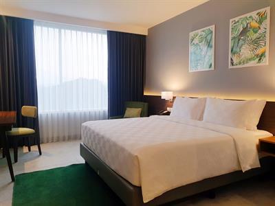 Deluxe Room Swiss-Belinn Bogor