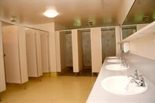 Communal Bathroom Amenities Showers & Toilets