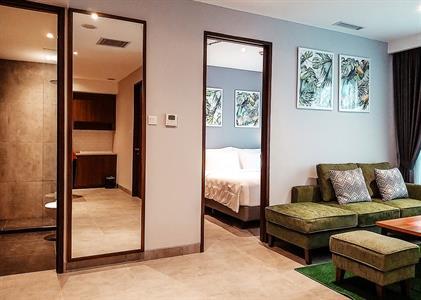 Family Suite Swiss-Belinn Bogor