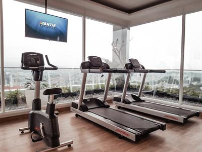 Gym Swiss-Belinn Bogor