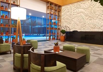 Lobby Swiss-Belinn Bogor
