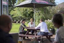 Dunedin Leisure Lodge Garden Bar SG3892 Dunedin Leisure Lodge - A Distinction Hotel