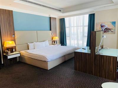 Deluxe Room Swiss-Belhotel Seef Bahrain