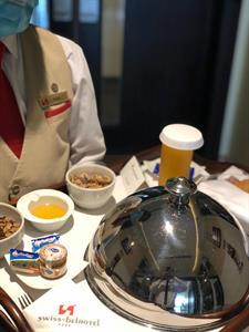 Room Service Swiss-Belhotel Seef Bahrain