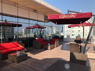 Terrace Swiss-Belhotel Seef Bahrain