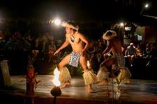 Dancers Te Vara Nui Village