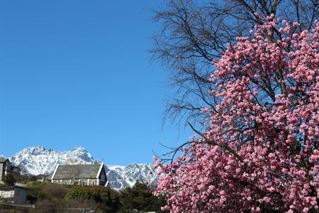 Spring & Remarkables 2015 Villa del Lago