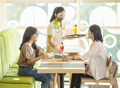 Citruz™ Dining Zest Parang Raja Solo