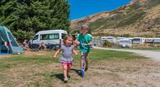 Powered sites - Children Playing