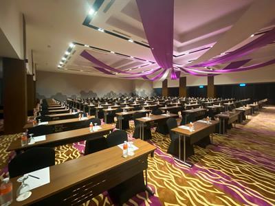 Ballroom Classroom Swiss-Belhotel Kuantan