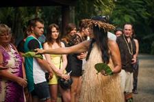 Interactive Cultural Village Te Vara Nui Village