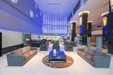 Lobby Hotel Swiss-Belhotel Mangga Besar Jakarta