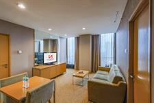 Junior Suite Swiss-Belhotel Mangga Besar Jakarta