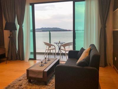 Premier Ocean View Suite Swiss-Belhotel Kuantan