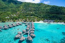 a - Sofitel Moorea Ia Ora Resort - Aerial View HR Sofitel Moorea Ia Ora Beach Resort