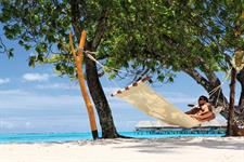 a - Sofitel Moorea Ia Ora Resort - hammock and bea