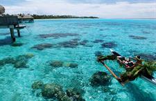 c - Sofitel Moorea Ia Ora Resort - Canoe Breakfast Sofitel Moorea Ia Ora Beach Resort