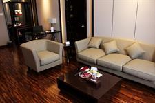 Suite Living Room Swiss-Belhotel Harbour Bay