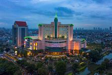 Hotel Exterior - Night View Hotel Ciputra Jakarta managed by Swiss-Belhotel International
